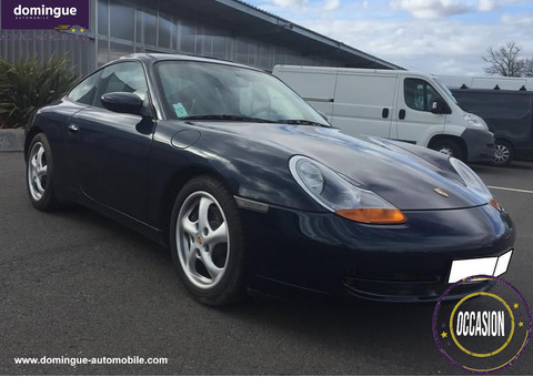 Porsche 911 CARRERA 996 Coupe 3.4L